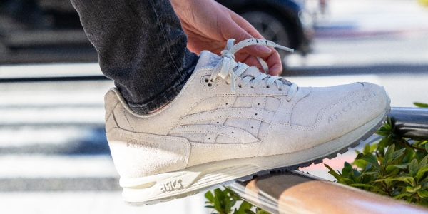 The Yu Nagaba x ASICSTIGER GELSAGA Is All About Love
