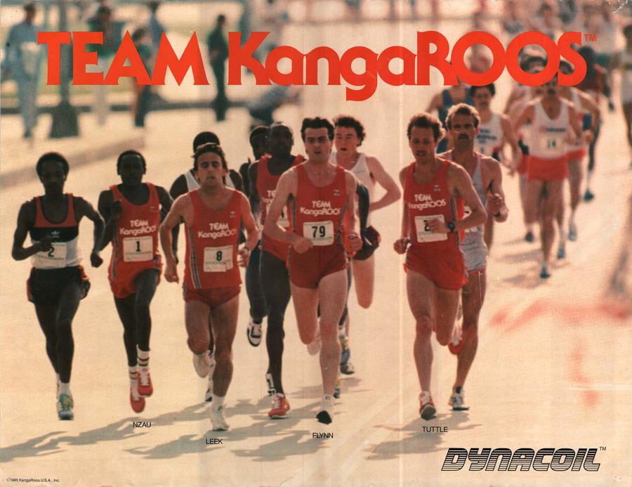 40 Years KangaROOS - Ad Running Team