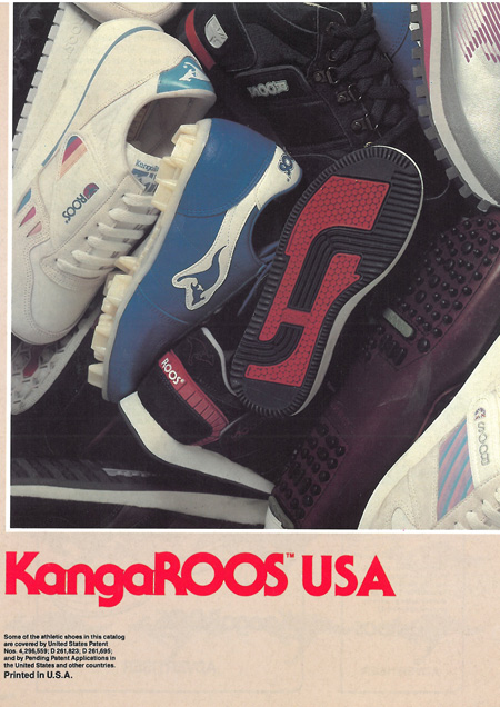 40 Years of KangaROOS – A Pocket Full of History | Sneakers