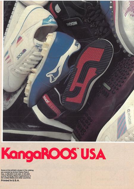 40 Years KangaROOS - Ad USA