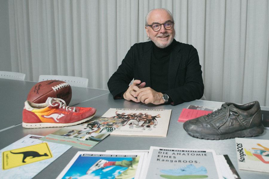 40 Years KangaROOS - Bernd Hummel