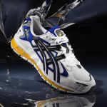 ASICS GEL-KAYANO 5 360 (White Black) 2