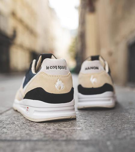 Hanon x Le Coq Sportif LCS R800 The Good Agreement - Mood 4