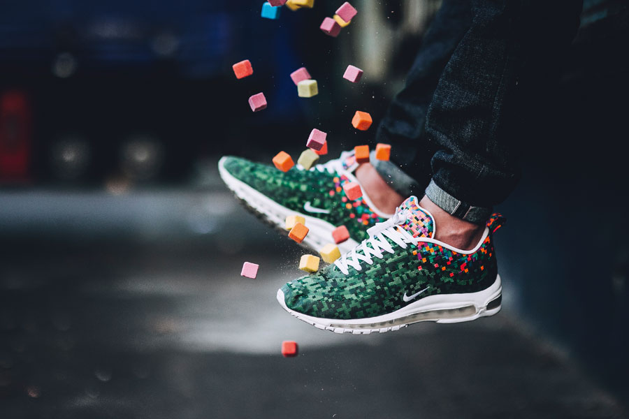 Johannes Höhn - Pangea Productions Photography (Nike Air Max 97 Jacquard)