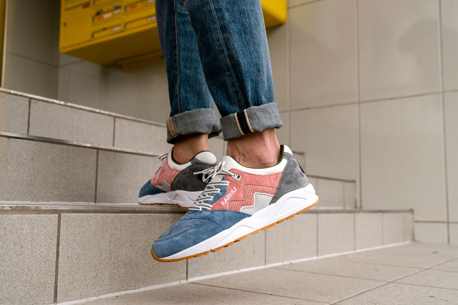 Karhu Spring Festival Pack - Aria (Muted Clay Moonlight Blue) 2