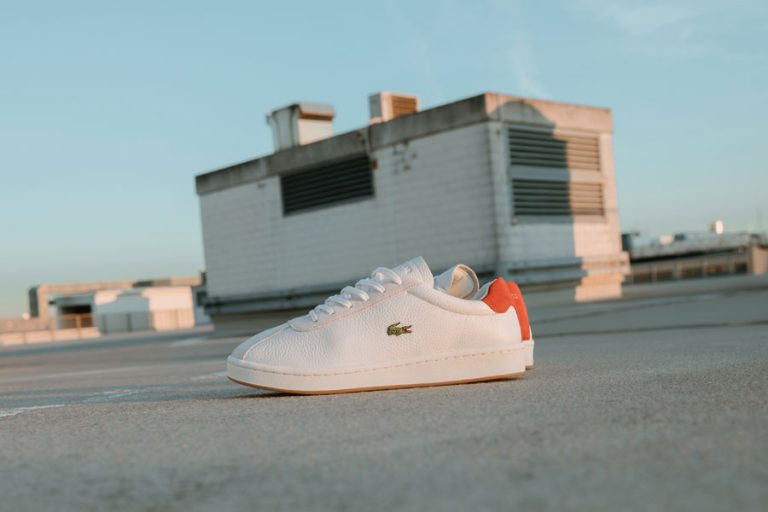 Lacoste Masters Off White Red (2019) - Mood 1
