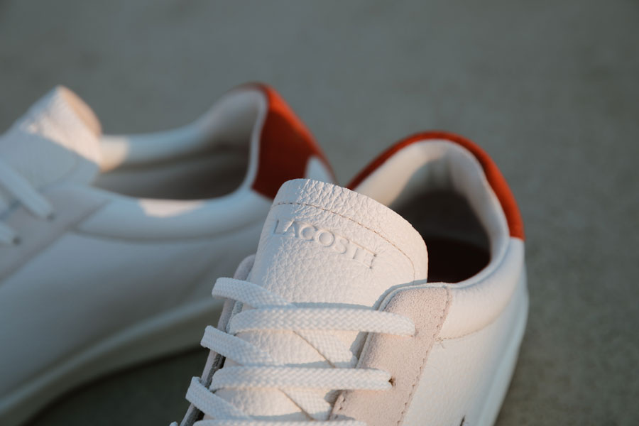 Lacoste Masters Off White Red (2019) - Mood 3