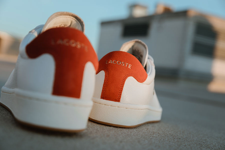 Lacoste Masters Off White Red (2019) - Mood 4