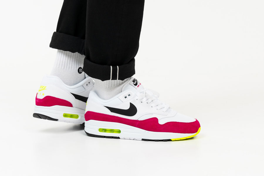 Nike Air Max 1 Spring 2019 Colorways - Rush Pink (AH8145-111)