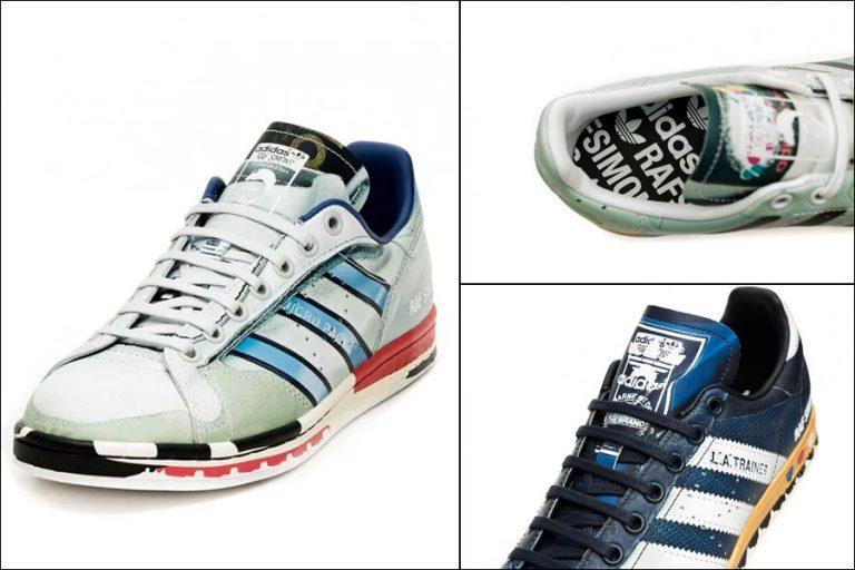 Raf Simons x adidas Trompe L'Oeil Pack - Title (New)