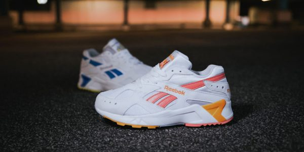 The Reebok Aztrek Is Back with a Fresh Dose of 90s Flavor