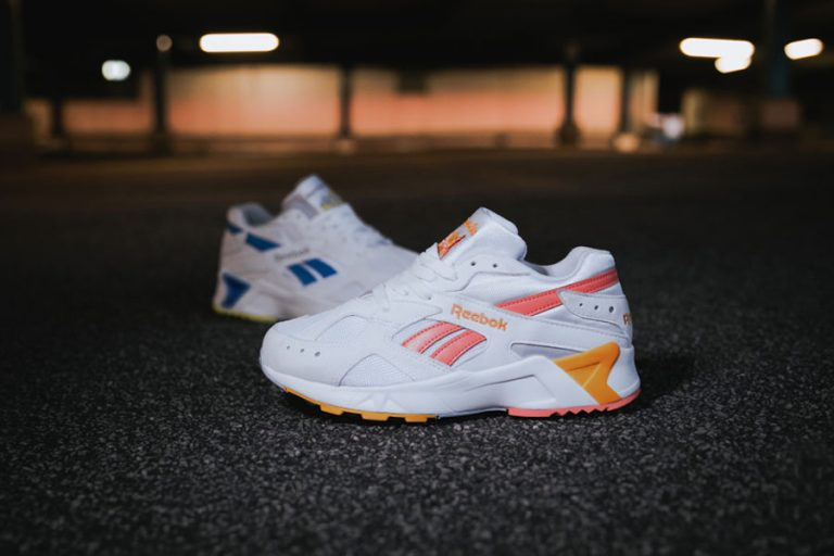 Reebok Aztrek Spring 2019 Colorways - Mood 1