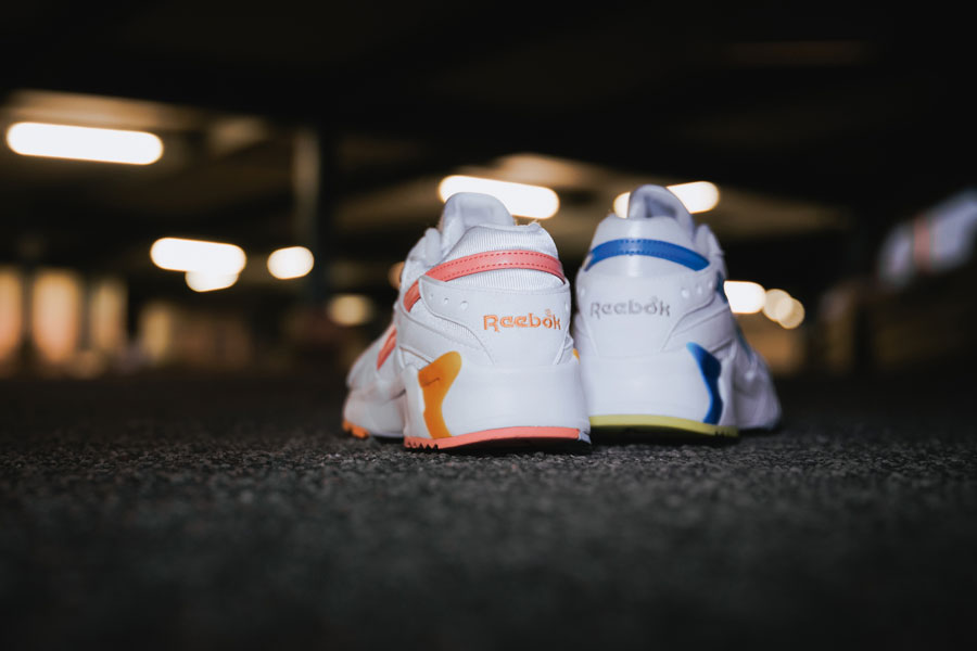 Reebok Aztrek Spring 2019 Colorways - Mood 2