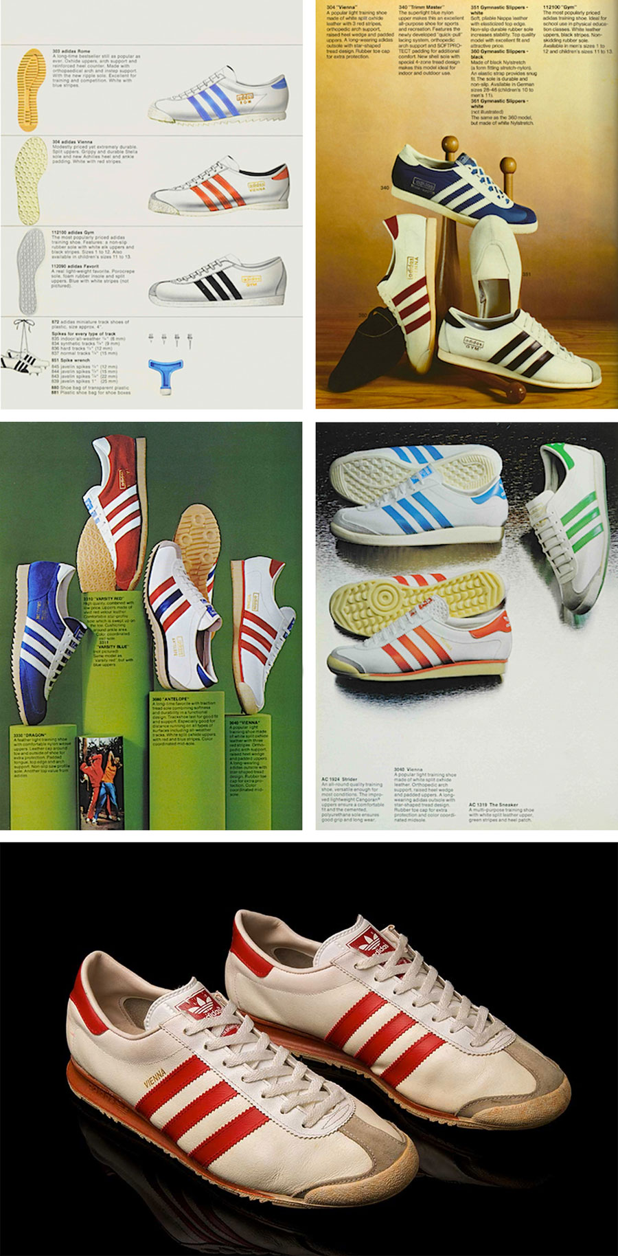 size x adidas Originals Vienna City Series (Mood)