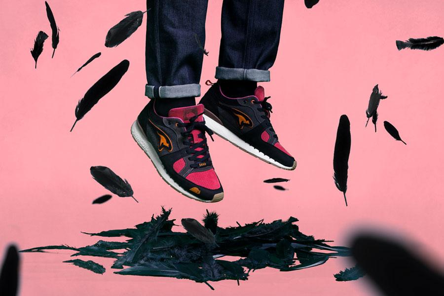SneakerBAAS x KangaROOS COIL-R1 Windmill Pack - Dead Bird 1