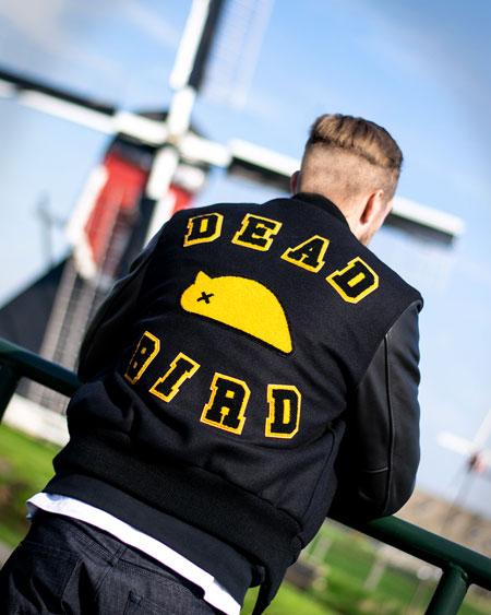 SneakerBAAS x KangaROOS COIL-R1 Windmill Pack - Dead Bird (Jacket)