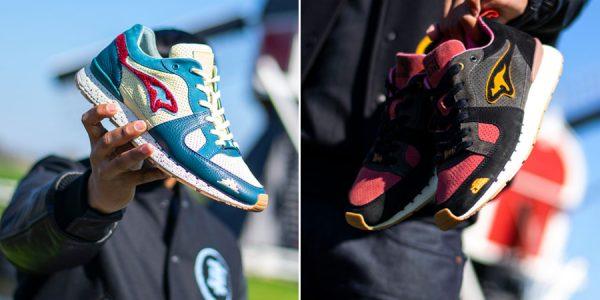 "A Closer Look at the SneakerBAAS x KangaROOS ""Windmill Pack"""