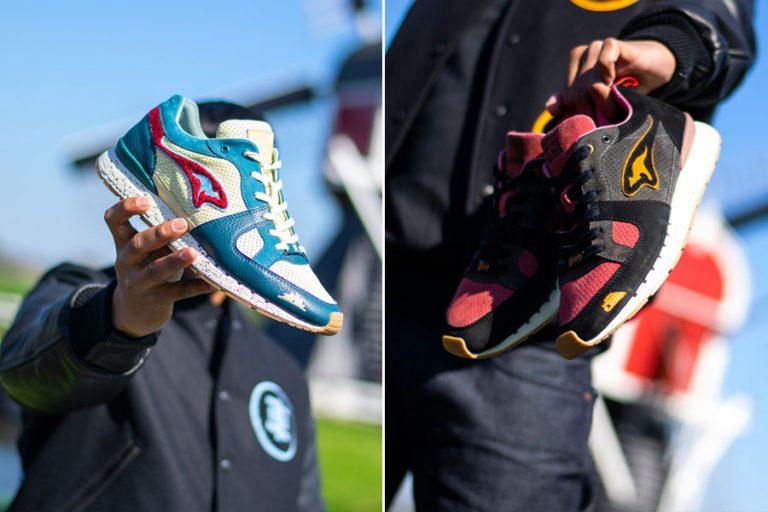 SneakerBAAS x KangaROOS COIL-R1 Windmill Pack - Mood