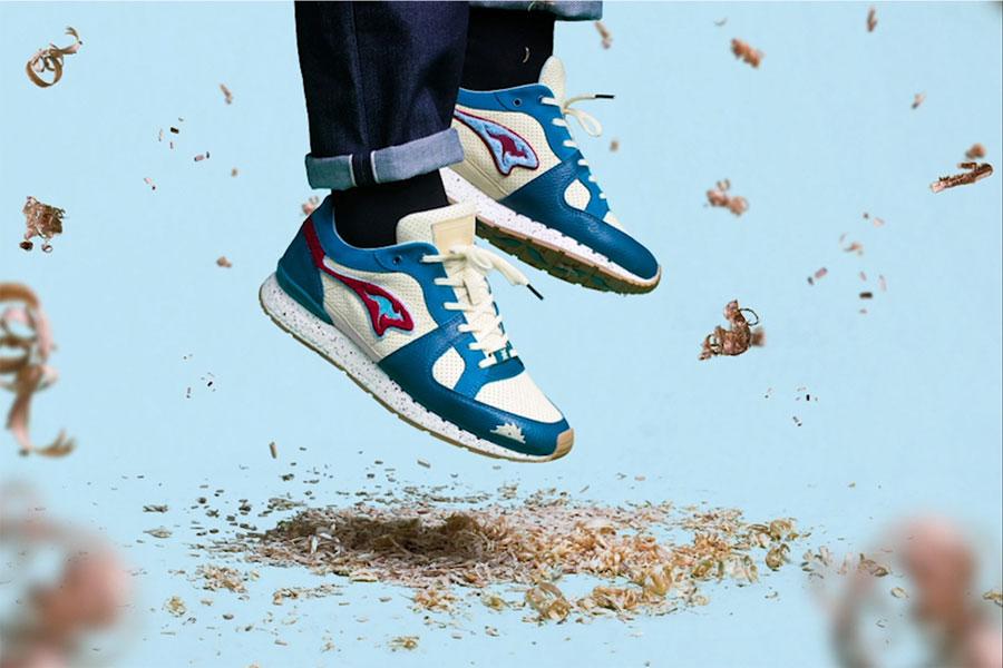 SneakerBAAS x KangaROOS COIL-R1 Windmill Pack - The Turtle 1