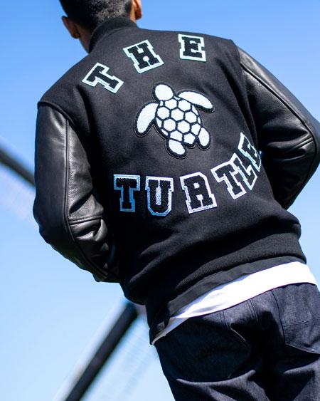 SneakerBAAS x KangaROOS COIL-R1 Windmill Pack - The Turtle (Jacket)