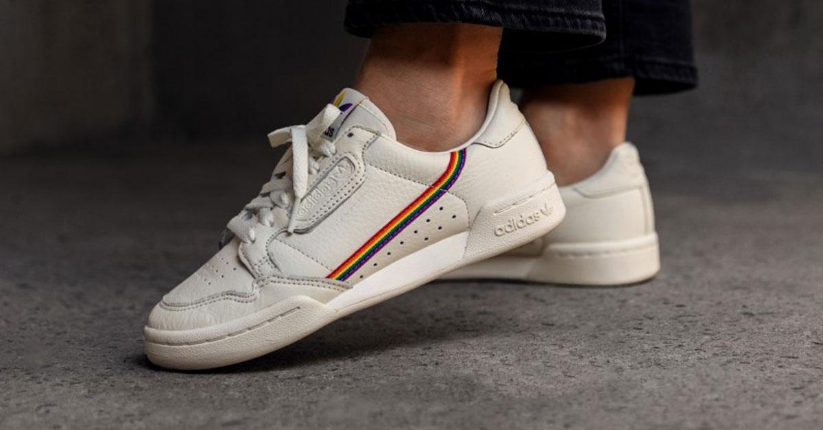Emperador Leer Gruñido  adidas Continental 80 Pride (EF2318) – Release Info | Sneakers Magazine