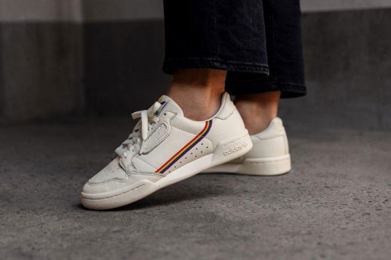 adidas Continental 80 Pride (EF2318) - Mood 1