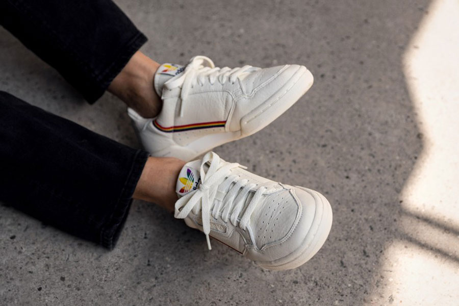 adidas Continental 80 Pride (EF2318) – Release Info