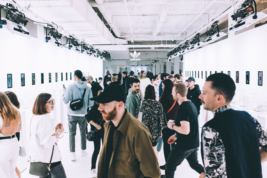 marchio Prosperare eccellere  adidas Originals Home of Classics – Paris Event | Sneakers Magazine