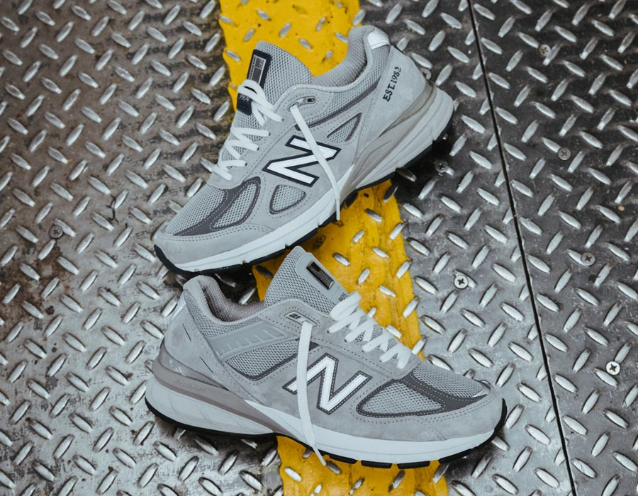 New Balance 990V5 - Interview Designer Scot Hull 3