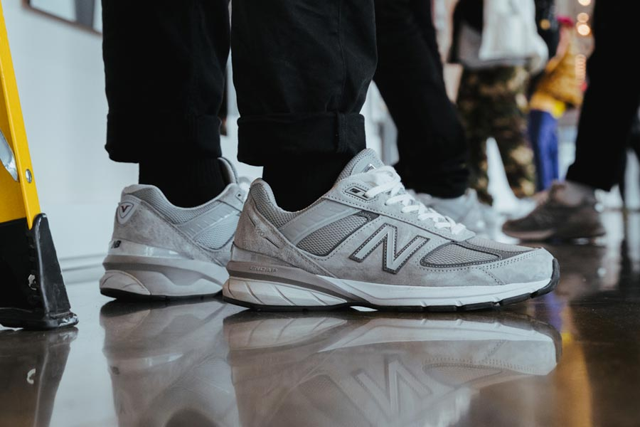 New Balance 990V5 - Interview Designer Scot Hull 4