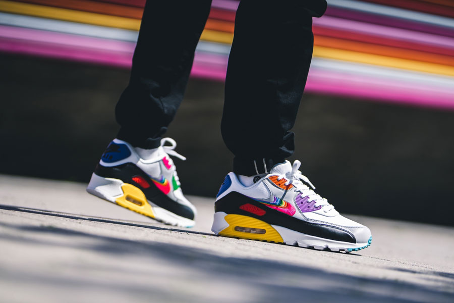 Nike Air Max 90 BETRUE (CJ5482 100) | Sneakers Magazine