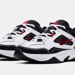 Nike M2K Tekno White Black Red (AV4789-104)