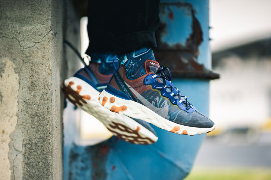 purchase cheap 5370e 35927 You Can Now Cop Two New React Element 87 Colorways