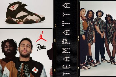 Patta x Air Jordan 7 - Mood 1