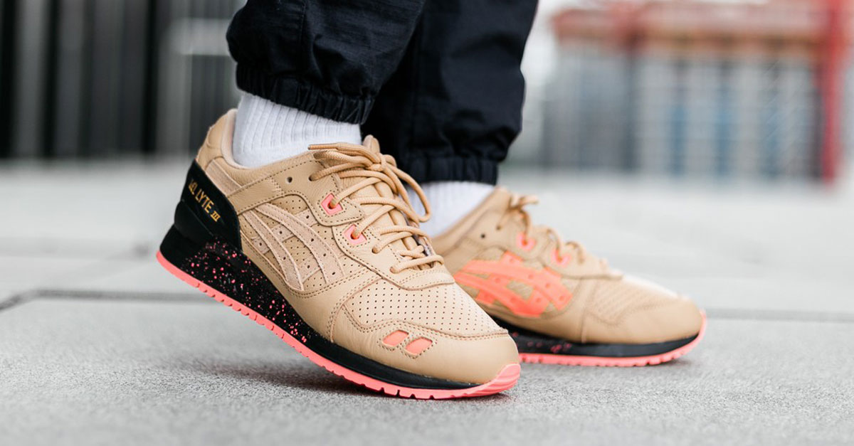 ASICS Launches the GEL Lyte III