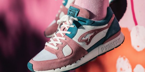 "Sneakerholics and KangaROOS Present the COIL-R1 ""Bubblegum"""