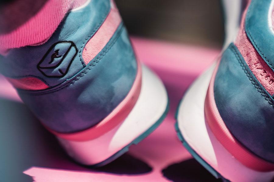 Sneakerholics x KangaROOS COIL-R1 Bubblegum - Mood 5