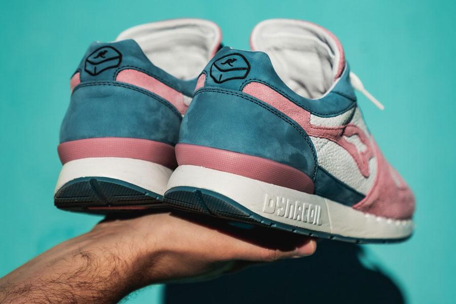 Sneakerholics x KangaROOS COIL-R1 Bubblegum - Mood 7