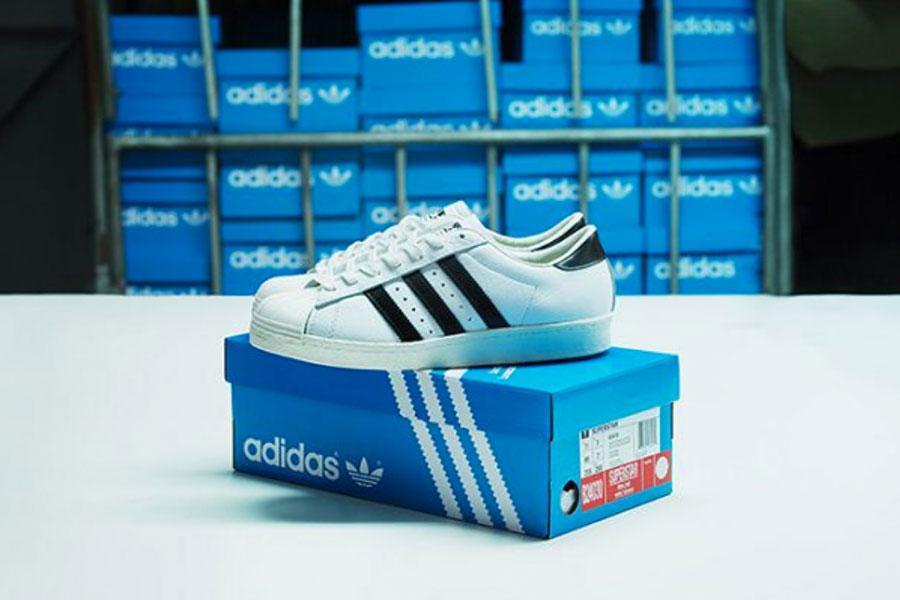 adidas - Three Stripes Trademark (Superstar)