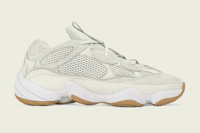 adidas YEEZY 500 Bone White