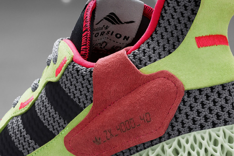 adidas ZX 4000 4D Grey Three (BD7927) - Mood 3