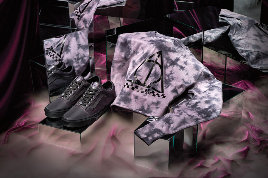 Harry Potter x VANS Collection - Deathly Hallows
