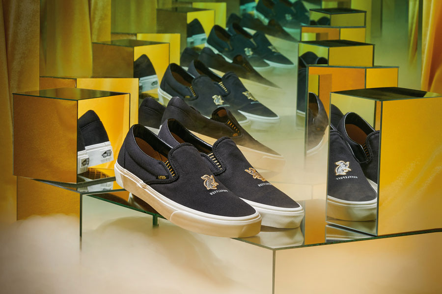Harry Potter x VANS Collection - Hufflepuff