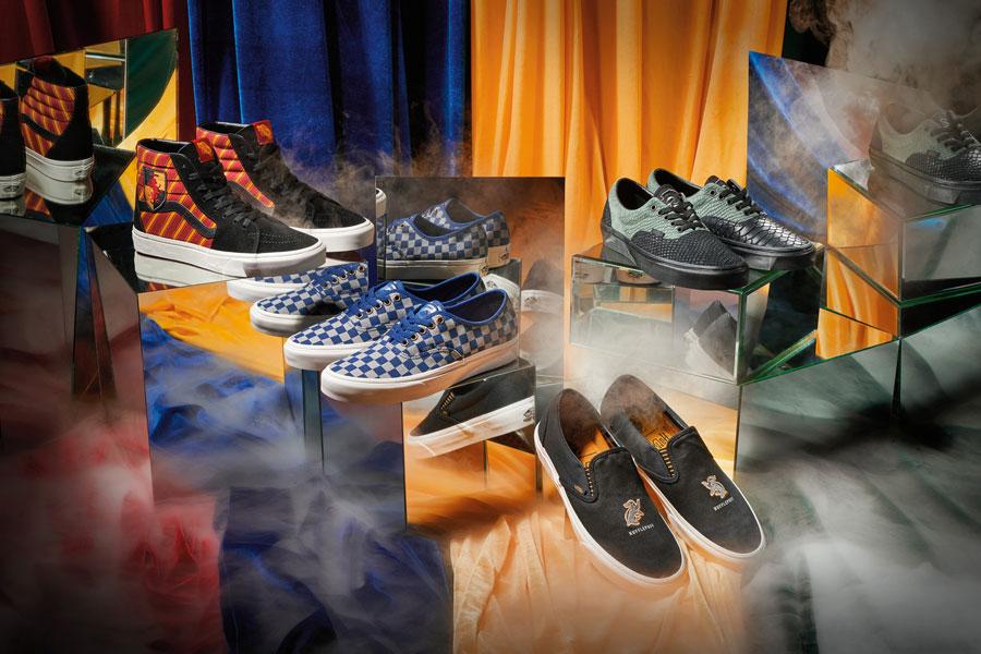 Harry Potter x VANS Collection (Release Details) | Sneakers