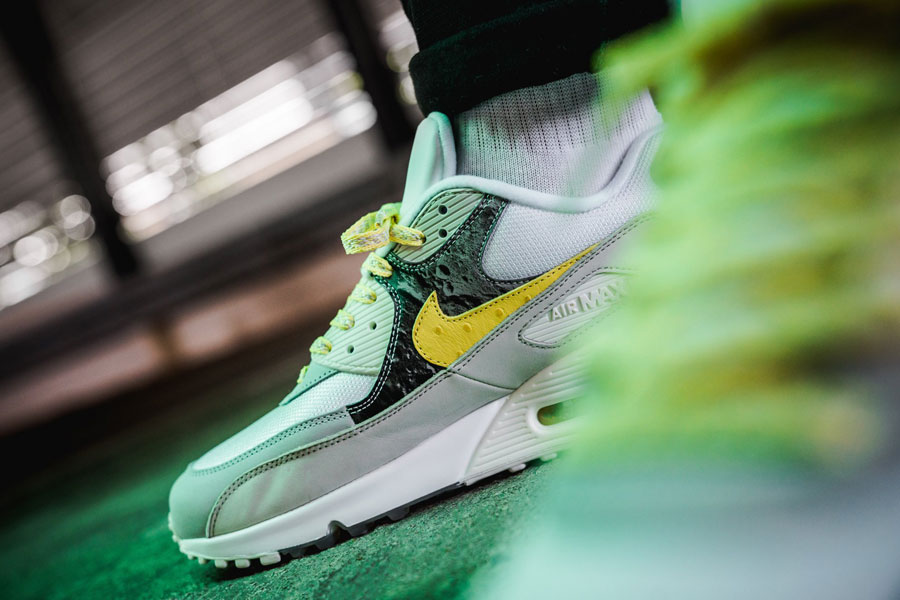 The Nike Air Max 90 PRM Gets Fall Ready With a