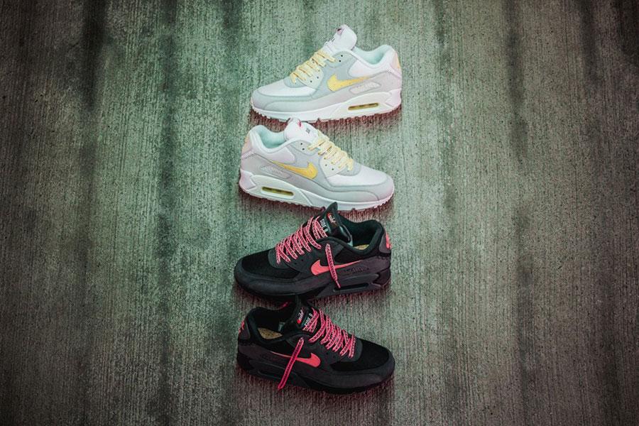 Nike Air Max 90 PRM Mixtape Pack (Release Info) | Sneakers