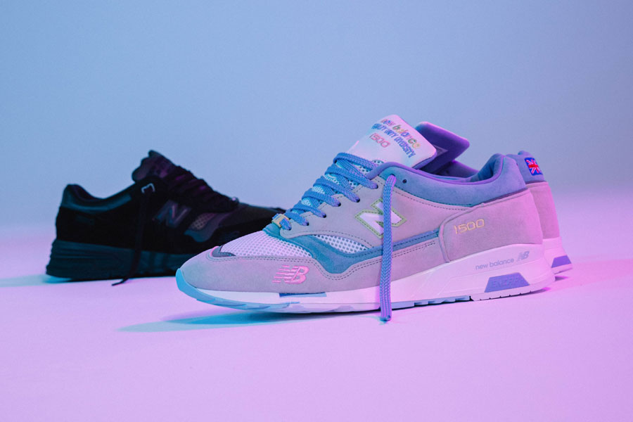 Overkill x New Balance Berlin City Of Values Pack