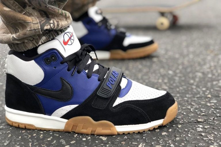 Polar Skate Co x Nike SB Air Trainer 1 - Eric Koston