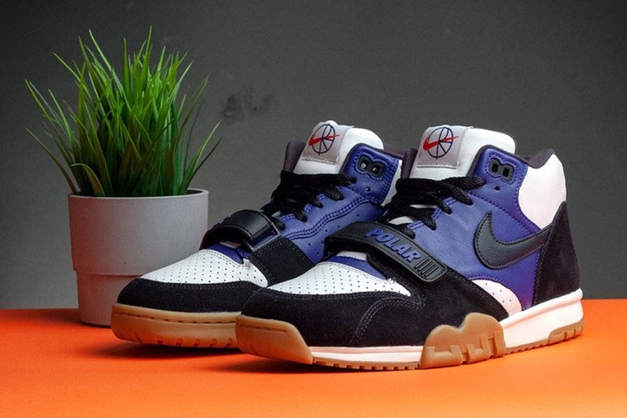 Polar Skate Co x Nike SB Air Trainer 1 - Mood