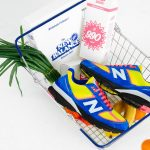 size x New Balance 990v5 - Mood 1